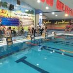 اولین مرحله از ششمین دوره لیگ شنای استان استان آذربایجان شرقی با حضور 180 شناگر در قالب 9 تیم در  استخر اطهر شهرستان مراغه آغاز شد.