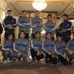نخستین دوره رقابتهای واترپلو زیر ۱۷ سال پسران استان خوزستان با قهرمانی پالایش نفت آبادان به پایان رسید.