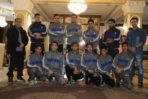 قهرمانی پالایش نفت آبادان در مسابقات واترپلو زیر ۱۷ سال خوزستان