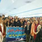 مرحله نخست لیگ شنا بانوان استان آذربایجان شرقی به مناسبت گرامیداشت دهه مبارک فجر دیروز (جمعه) به میزبانی شهرستان شبستر برگزار شد.