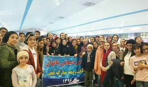 برگزاری مرحله نخست لیگ شنا بانوان آذربایجان شرقی