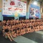 جشنواره استعدادیابی شنا دانش آموزان پسر استان خراسان رضوی دیروز (دوشنبه) با حضور 270 شناگر برگزار شد.