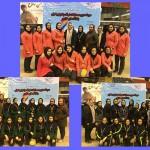 مرحله دوم و پایانی لیگ واترپلو بانوان سال ۱۳۹۶ با قهرمانی تیم موج ایرانیان به پایان رسید.