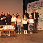 مراسم تجلیل از قهرمانان جشنواره شنای بین استخری دختران استان اصفهان برگزار شد.