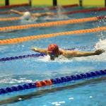 مرحله دوم پانزدهمین دوره مسابقات لیگ شنا کشور سال ۱۳۹۶  جمعه(29 دی 1396)  به پایان رسید.