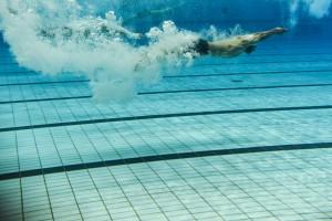 برگزاری اردو آماده سازی تیم ملی شنا