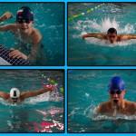 مرحله سوم ششمین دوره لیگ شنای استان آذربایجان شرقی با حضور 6 تیم در سه رده سنی زیر 12 سال ، 13-14 سال ، بالای 15 سال  به میزبانی شهرستان اهر برگزار شد.