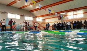 برگزاری جشنواره شنای پسران در استان آذربایجان شرقی