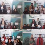 چهارمین دوره لیگ شنای بانوان استان یزد در رده های سنی 13- 14سال و 15-17 سال با قهرمانی پرشین پوشش یزد به پایان رسید.