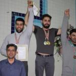 مرحله نخست لیگ شنای بانوان و مسابقات قهرمانی شنا  بزرگسالان آقایان استان اصفهان به میزبانی استخر انقلاب این استان برگزار شد.