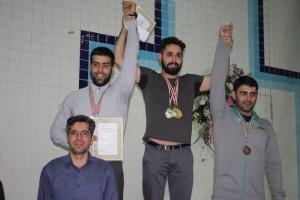 برگزاری مسابقات شنا بزرگسالان و پیگیری لیگ شنا بانوان استان اصفهان