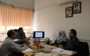 گزارش تصویری_جلسه کمیته استعدادیابی با حضور نمایندگان وزارت ورزش