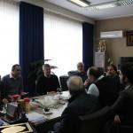 صبح امروز(چهارشنبه) مسئولان فدراسیون با کارولی وان توروس به مذاکره و گفتگو نشستند.