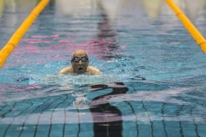 گزارش تصویری(1)_مسابقات شنا بزرگسالان جام دریادلان