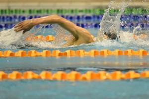 رکوردگیری شنا از شناگران در ردههای سنی مختلف سال 1396