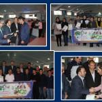 رقابتهای انتخابی شنا جوانان و پیشکسوتان استان اردبیل به مناسبت گرامیداشت دهه مبارک فجر روز گذشته(جمعه) در استخر شهید رجبزاده اردبیل برگزار شد.