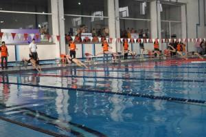 برگزاری جشنواره شنا زیر 13 سال استان اصفهان