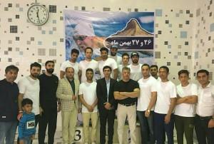 برگزاری مسابقات شنا آقایان قهرمانی استان بوشهر