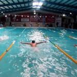 مسابقات شنای استان کرمان به مناسبت گرامیداشت دهه مبارک فجر  با حضور 136 پسر و 180 دختر در رده سنی7 تا17 سال به میزبانی استخر شهید نشاط کرمان برگزار شد.