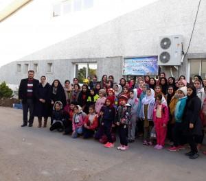 برگزاری دور نهایی لیگ شنا بانوان باشگاههای استان مازندران
