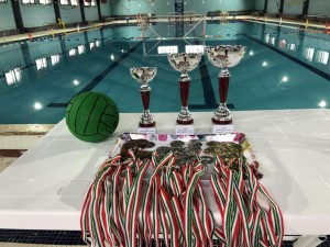 قهرمانی هيات شنا فارس در لیگ واترپلو بانوان رده سنی ۱۱ تا ۱۴ سال