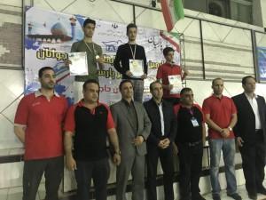 گزارش تصویری_روز دوم مسابقات شنا مسافت بلند جام فجر پارسیان