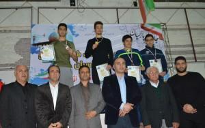 معرفی برترینهای مسابقات شنا مسافت بلند جام فجر پارسیان