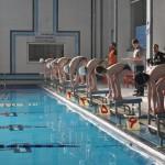 مسابقات شنا جام نوروز استان اصفهان روز گذشته(شنبه) برگزار شد.