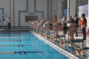 برگزاری مسابقات شنا با عنوان جام نوروز در استان اصفهان