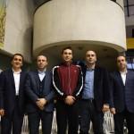 8 رکورد ردههای سنی در حاشیه مرحله چهارم و پایانی لیگ شنا کشور جابجا شد و  قرهحسنلو پس از 9 سال رکورد 50متر آزاد را شکست.