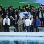 بیست و هفتمین دوره لیگ برتر واترپلو با قهرمانی دانشگاه آزاد  به پایان رسید و تیمهای امیدیه و سایپا به ترتیب در ردههای بعدی قرار گرفتند.
