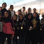 مسابقات لیگ شنای بانوان استان اصفهان با قهرمانی استخر انقلاب به پایان رسید.