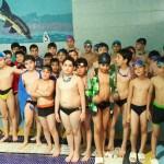 جشنواره شنا پسران استان آذربایجان شرقی در دو رده سنی با حضور 100 شناگر به میزبانی استخر میرداماد تبریز برگزار شد.