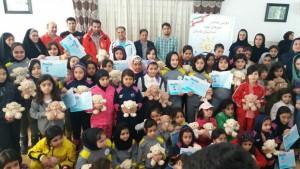 برگزاری دومین دوره همایش امیدهای آینده شنا استان گلستان