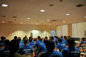 گزارش تصویری_ کلینیک تخصصی مربیان منتخب شنا کشور