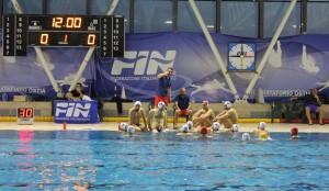 گزارش تصویری - تمرینات پرفشار تیم ملی واترپلو در رم