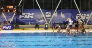 پیروزی تیم ملی واترپلو بر لاتینا ایتالیا