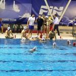هشتمین روز از اردوی تدارکاتی تیم ملی واترپلو ایران در ایتالیا با برگزاری یک دیدار جذاب و سنگین با تیم رم پالاتونو به پایان رسید.