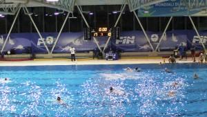 پیروزی مقتدرانه تیم ملی واترپلو ایران بر رم 2007