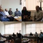 جلسه کمیته فنی واترپلو روز گذشته (یکشنبه) با حضور اعضا در محل جلسات فدراسیون برگزار شد.