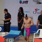ملی پوشان شنای ایران روز چهارم مسابقات انتخابی المپیک جوانان تایلند را با راهیابی به سه فینال و یک رکورد ورودی B المپیک جوانان آغاز کردند.