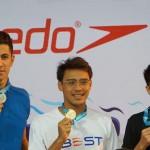 روز سوم مسابقات انتخابی المپیک جوانان تایلند با کسب دو طلا و یک نقره برای تیم ملی شنا ایران به پایان رسید.