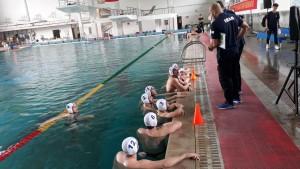 تیم ملی واترپلو ایران در چین اردو زد