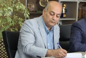 علیرضا سعیدی مشاور حقوقی فدراسیون شد