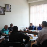 جلسه کمیته فنی شنا امروز(دوشنبه) با حضور اعضا در محل فدراسیون برگزار شد.