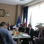 جلسه کمیته انضباطی واترپلو در خصوص حواشی دیدار پایانی سوپر لیگ واترپلو امروز(چهارشنبه)  در محل فدراسیون برگزار شد.