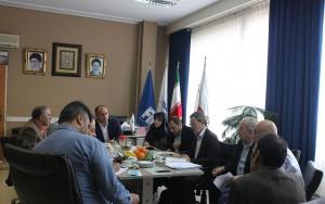 گزارش تصویری_ برگزاری جلسه کمیته انضباطی واترپلو
