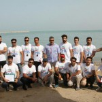 مسابقات شنای آبهای آزاد بزرگداشت روز ملی خلیج فارس (ردههای سنی ۱۴ تا بالای ۷۰ سال) ویژه آقایان به میزبانی استان بوشهر برگزار شد.