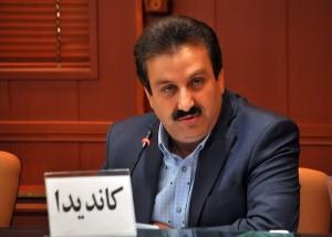 اکبر فرج اللهی رئیس هیات شنای استان آذربایجان شرقی شد