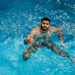 ملیپوش شیرجهی ایران معتقد است، امکانات کمپ تیم ملی در اردوی ۱۰ روزهی باکو در حد استانداردهای جهانی بوده است.